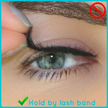 Mink Eyelash Care Tips