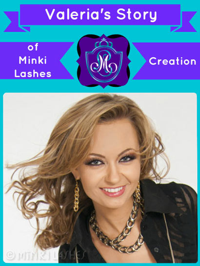 Minki Lashes Brand Story