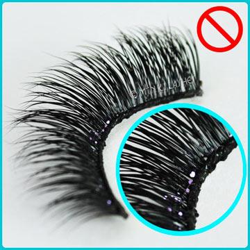 False Eyelash Glue Care