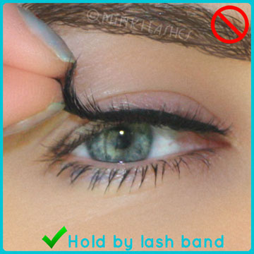 Mink Eyelash Care Tips