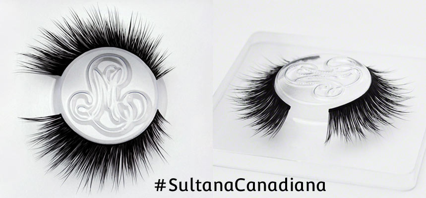 SultanaCanadiana Cruelty-Free False Lashes